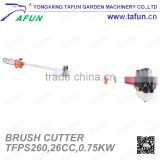 26cc green brush cutter for little branches