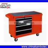 2014 New popular stainless steel tool trolley waterproof truck tool box wholesale truck tool boxes scan tools heavy duty truck