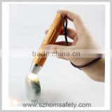 Flashlight yellow color jade gemstone detector sale