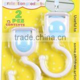 Top Quality Baby Safety Product Multifunctional Plastic Hanger TM-SK21