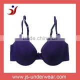 push up hot sell bra with big size