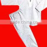 Kids Taekwondo Uniforms light weight white