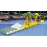 inflatable water game,inflatable flying bridge, inflatable aqua game