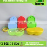 L 590ml Baby Calabash insulated lunch Food Container Takeaway/Personalized Plastic Lunch Box Container