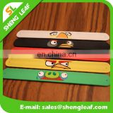 Children toy adorable silicone slap band