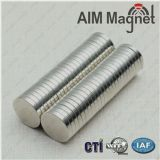 AIM Strongest permanent NdFeb magnet Nickel-plated magnet
