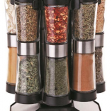 high quality 16 jars spice jar set