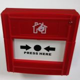 24VDC Conventional Manual Call Point Fire Button fire alarm system devices