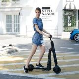 8 inch new style  folding electric kick scooter transfer electric biek