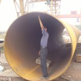 Good quality lsaw steel pipe ASTM A672 CC65 Cl32 steel pipes