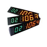 Led Count Display Electronic 6Digits Led Electronic Counter for Hospital/Bank/Supermarket