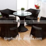 HOT Rattan dining buffet tables outside rattan weaving patio furniture PRT14810                                                                         Quality Choice