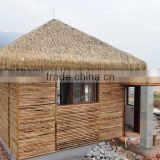 artificial bali thatch roof outdoor plastic cover bamboo building