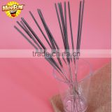 Hong Kong Best Selling garden party supplies ice fountain sparklers long sparklers for wedding