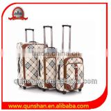 National patent trolley luggage case