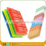 Silicone Lego Ice Cube Tray Candy Mold