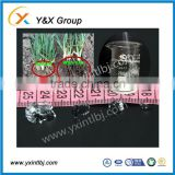 Alibaba China market price agricultural super absorbent polymer, chemical hold water in soil YXFLOC