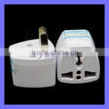 Universal Travel Power Plug Adapter AC adapter US/AU/UK to US American AC Power Plug Travel Converter Adaptor 2 Pin