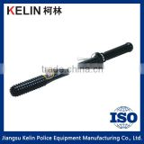 Light weight secutiry stick 47 cmPolice Baton/ Rubber baton with spines