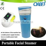 china factory supply color facial spraying machine with mobile power top quality nano facial mist sprayer