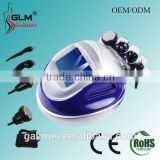 Ultrasonic Cavitation Body Sculpting Slimming And Cavitation Machine/multipolar 2mhz Rf /vacuum Machine Wrinkle Removal