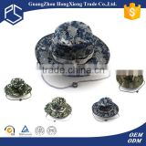 China custom digital camo fishing bucket hat
