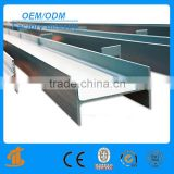 Roof Purlin H Steel Beam, H Section Steel for Prefabricate Warehouse/ Steel Building/ Poutry Shed/ Garage