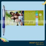 2014 No1. multifunctional Cheap Fancy Pen Cute Promotional Items