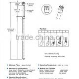 SP1-137334-Q01 PCB bareboard /socket test probe pin with spring for testing                                                                         Quality Choice