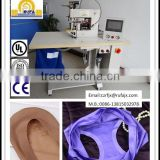 ultrasonic non-woven fabric seamless ankle socks taping machine