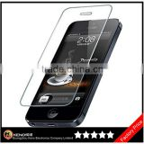 Keno Anti-fingerprint Premium Tempered Glass Screen Protector for iPhone 5 5S 5C Small MOQ Glass Screen Membrane