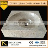 KSS081 granite wash basin with special design