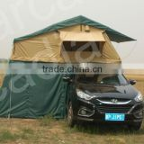 Off road car awning car parking shelter retractable roof awning for camping hiking outdoor