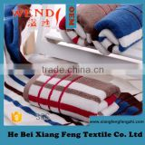 terry towel set 100% cotton face hand bulk cotton towels