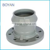 BOYAN Plastic Pipe Fitting Flange Pvc Fitting With Rubber