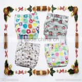 Christmas Gift 60 Patterns Baby Bamboo Carbon Nappy Bamboo Charcoal Diaper