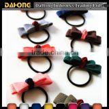 new elastic ribbon for hair ties custom magzise design types of hair bands                                                                                                         Supplier's Choice