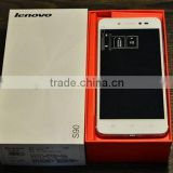 KOMAY Original Lenovo S90 Quad Core 16GB ROM 13MP Camera 4G FDD-LTE Android 4.4 Mobile Phone