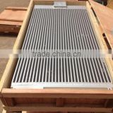 excavator e320c,e330-3,e330b,e330c,e330d oil cooler,hydraulic oil cooler,radiators,water cooler,heat exchanger