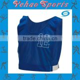 custom cheap soccer training bibs