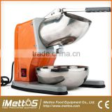 Hotel Restaurant Commercial Ice Crusher and Shaver Machine