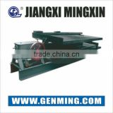 Stable performance Glass fiber reinforced plastic deck msi mining gold shaking table for gravity separation
