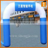 Customized produce advertising rental business Inflatable arch