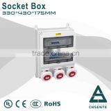Wall Hung Type RCBO Control Industrial Waterproof PC Case