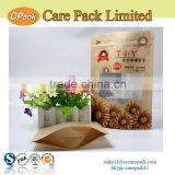 Custom printing biodegradable aluminium foil bag for food