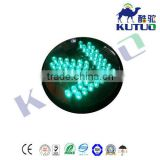 wholesale high quality traffic sign kutuo 200mm road safety small lens traffic light module