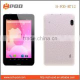 2015 top quality newest tablet pc android dual core 7 inch 2G with 1*sim rear2.0 bluetooth