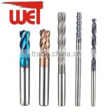2014 China Wholesale HRC65 Square Carbide End Mill                                                                         Quality Choice