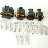 auto electrical wire car securing fixed cable Clips plastic fasteners waterproof clamps cover harness connectors