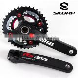 11 Speed Bicycle Parts Wholesale Aluminum Alloy Bike Crank Chainwheel